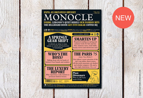 Monocle – Issue 132 – Cover