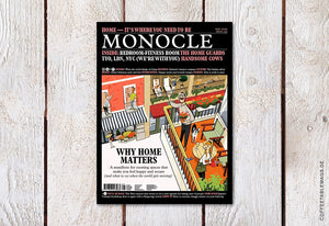 Monocle – Issue 133 – Cover
