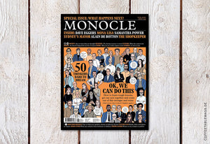 Monocle – Issue 134 – Cover