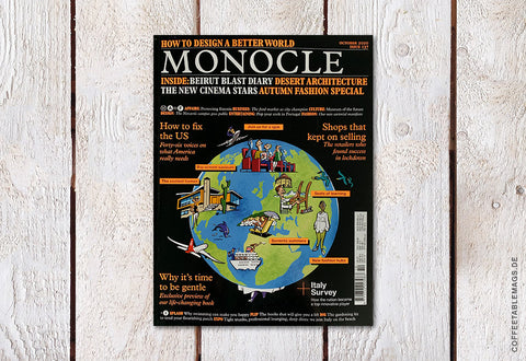 Monocle – Issue 137: How to Design a Better World – Cover