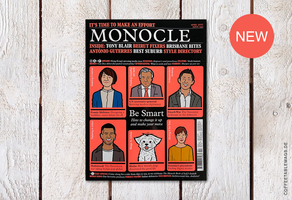 Monocle – Issue 142 – Cover