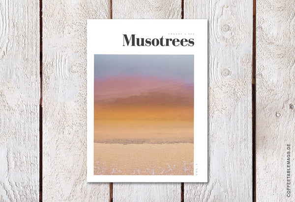 Musotrees – Volume 05: The Chemistry Issue – Cover