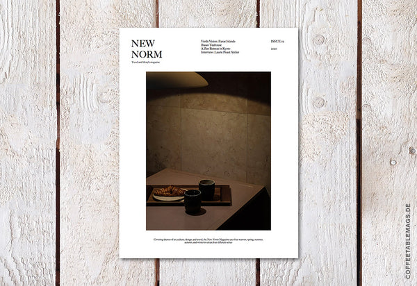 New Norm Magazine – Issue 02 – Cover