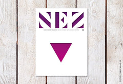NEZ, The Olfactory Magazine – Number 03: The Sex of Scent – Cover