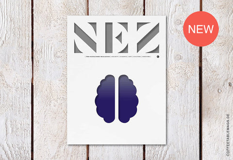 NEZ, The Olfactory Magazine – Number 06: Body and Mind