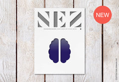 NEZ, The Olfactory Magazine – Number 06: Body and Mind – Cover
