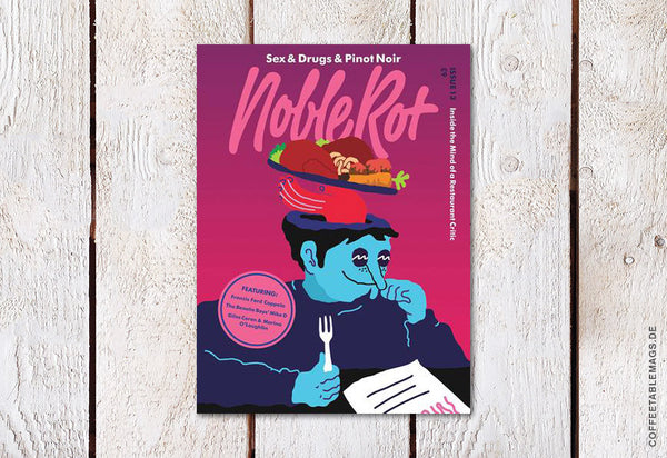 Noble Rot – Issue 13 – Cover
