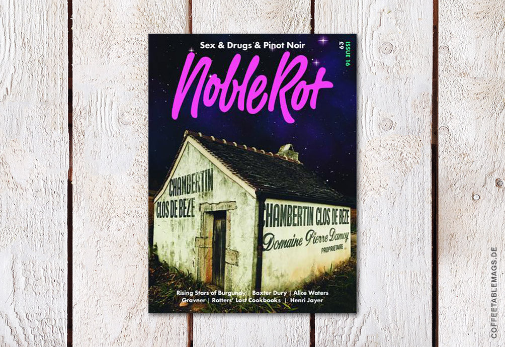 Noble Rot – Issue 16 – Cover