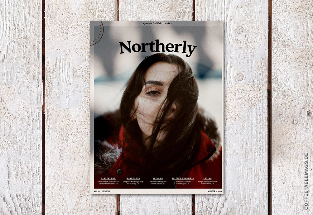Northerly Quarterly – Issue 02 – Cover