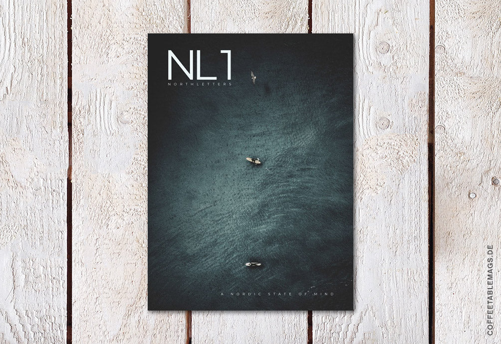 Northletters Magazine NL1 – Issue 01 – Cover