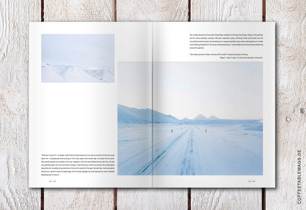 Northletters Magazine NL1 – Issue 01 – Inside 09