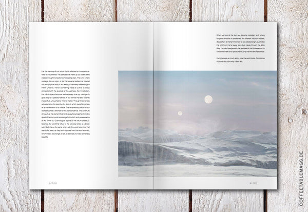 Northletters Magazine NL1 – Issue 01 – Inside 11