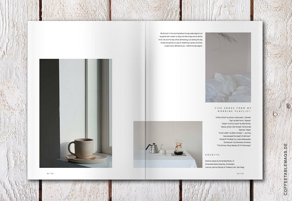 Northletters Magazine NL1 – Issue 01 – Inside 13