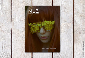 Northletters Magazine NL2 – Issue 02 – Cover