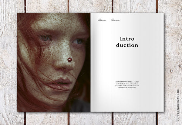 Northletters Magazine NL2 – Issue 02 – Inside 01