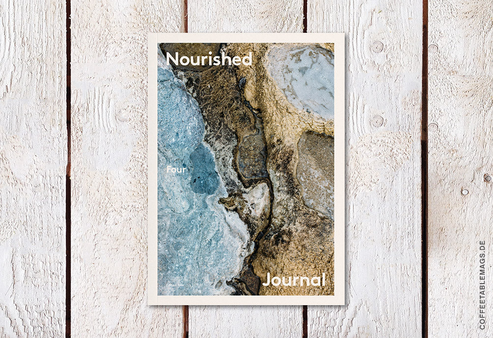 Nourished Journal – Issue 4 – Cover