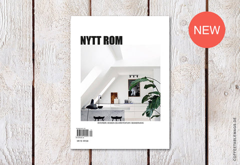 Nytt Rom – Issue 70 – Cover