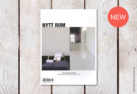 Nytt Rom – Issue 76: The Clean-Cut Issue – Cover