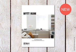 Nytt Rom – Issue 77: The Personal Issue – Cover