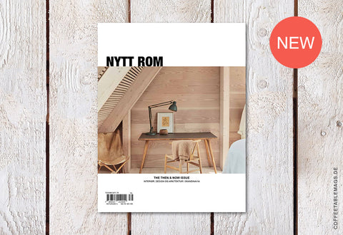 Nytt Rom – Issue 79: The Then & Now Issue