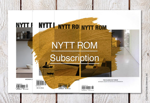 Nytt Rom – Subscription