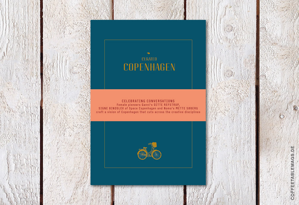 Oak – Curated Copenhagen – Cover