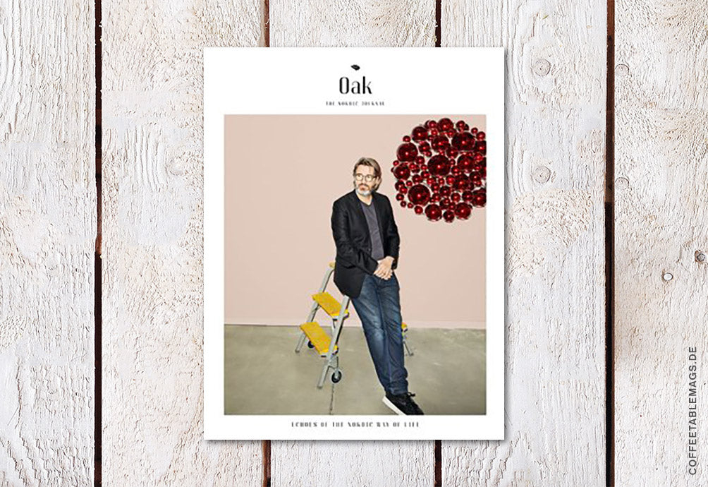 Oak – The Nordic Journal – Issue 8: The Creative Spaces Issue – Cover