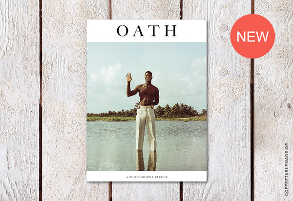 Oath Magazine – Volume #01: Curiosity