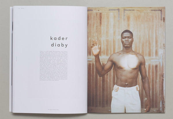 Oath Magazine – Volume #01: Curiosity – Inside 02