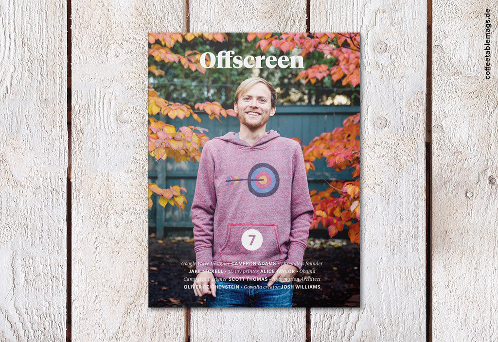 Offscreen – Issue 7 – Cover