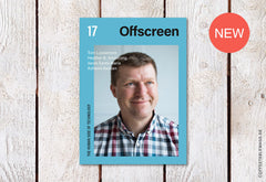 Offscreen – Issue 17 – Cover