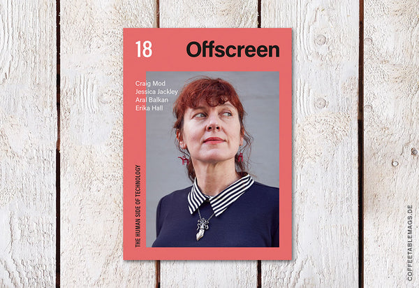 Offscreen – Issue 18 – Cover