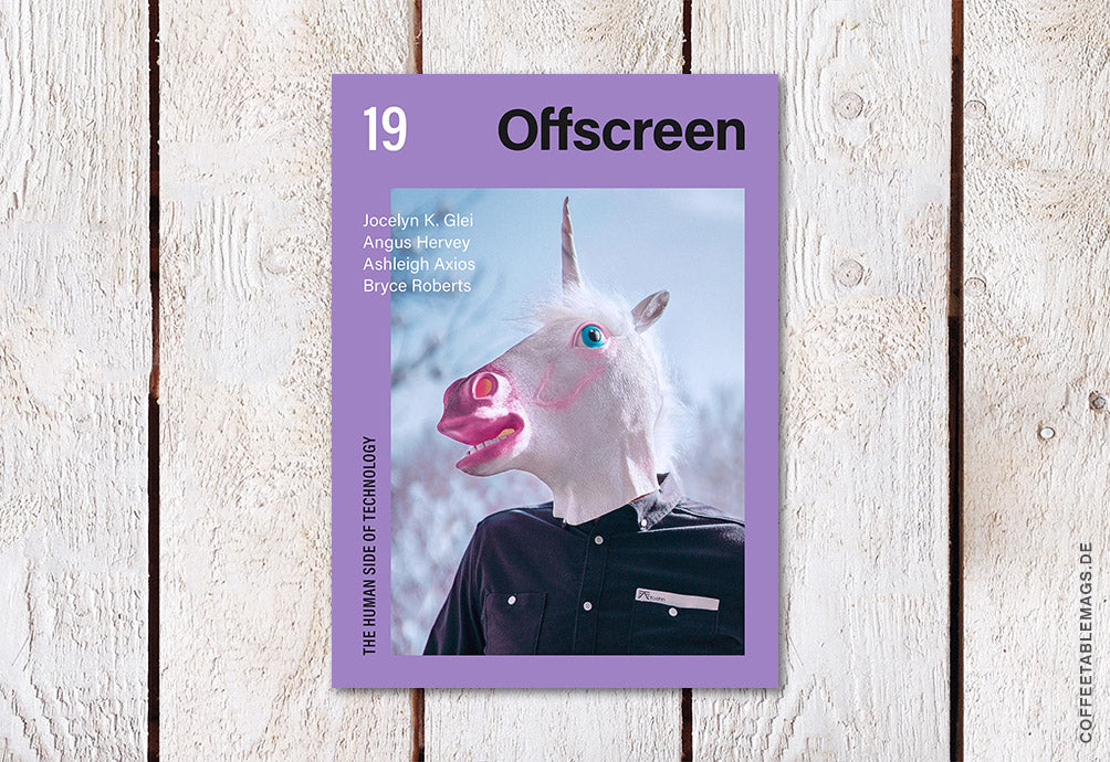 Offscreen – Issue 19 – Cover