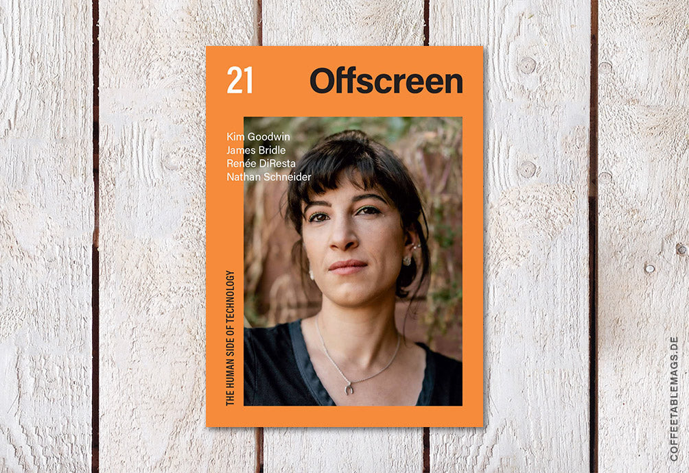 Offscreen – Issue 21 – Cover