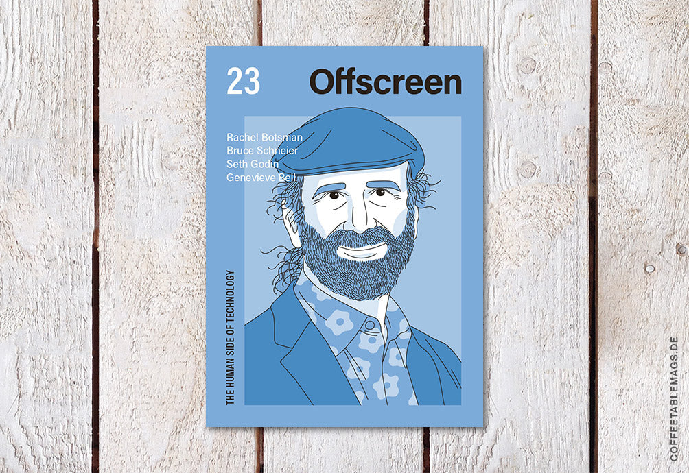 Offscreen – Issue 23 – Cover
