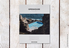 Openhouse Magazine – Issue 7 – Cover