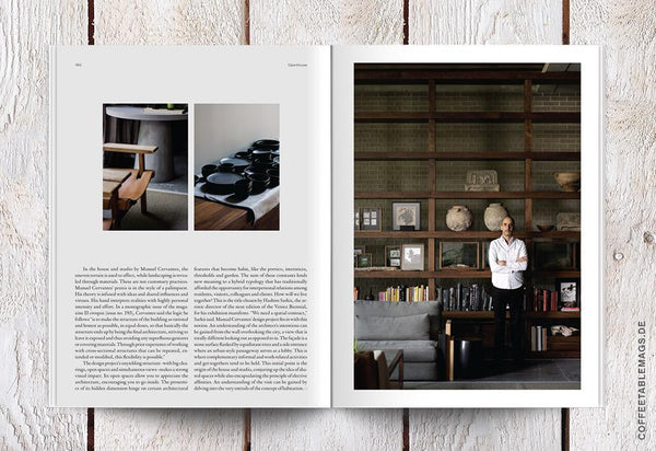 Openhouse Magazine – Issue 12: Lessons in The Art of Calmness – Inside 03