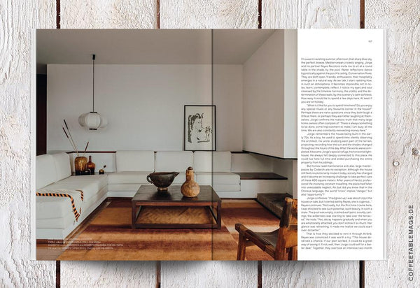 Openhouse Magazine – Issue 12: Lessons in The Art of Calmness – Inside 14