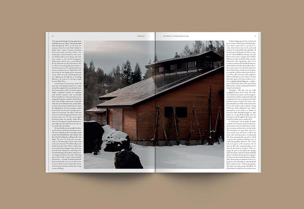 Openhouse Magazine – Issue 14: Respite, Connect and Escape – Inside 03