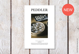 Peddler Journal – Issue 05: Dumpling – Cover