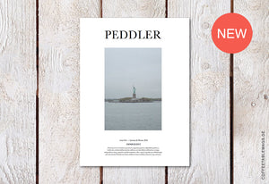 Peddler Journal – Issue 06: Immigrant – Cover