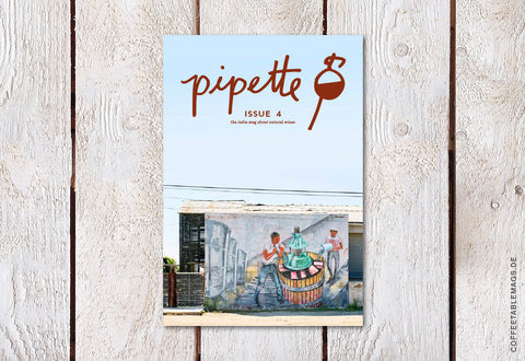 Pipette Magazine – Issue 04 – Cover
