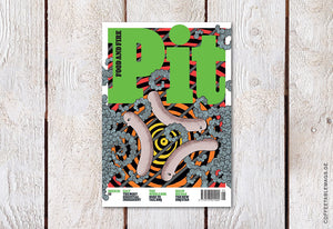 Pit Magazine – Issue 05 – Cover