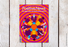 Positive News – Number 95 (Oct–Dec 2018) – Cover
