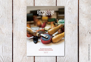 Pressing Matters – Issue 04 – Cover