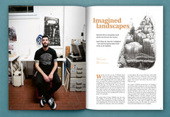 Coffee Table Mags / Independent Magazines / Pressing Matters – Issue 07 – Inside 10