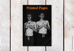 Printed Pages – AW16 – Cover