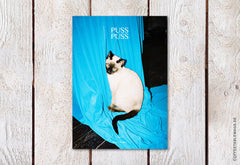 PUSS PUSS Magazine – Issue 7 – Cover: Chloe Wise & Pluto by Emon Toufanian