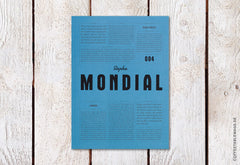 Mondial Magazine – Issue 4 – Cover