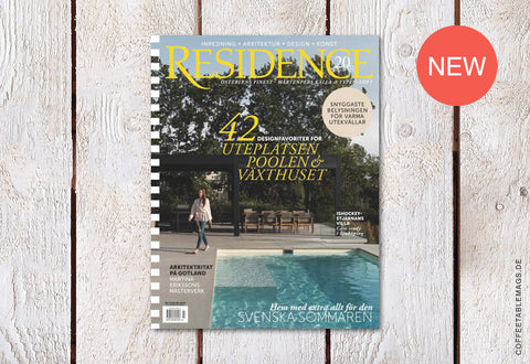 Residence – Issue 7 (2020) – Cover